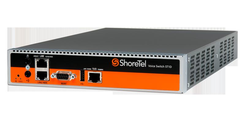 ShoreTel Voice Switch ST1D